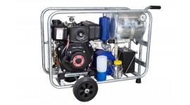 Mobile diesel vacuum unit MOOTECH-D350L