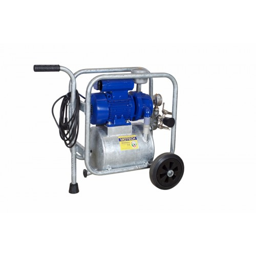 Mobile electric vacuum unit MOOTECH-E200D