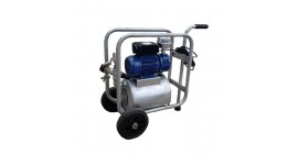 Mobile electric vacuum unit MOOTECH-E140D