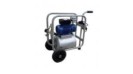 Mobile electric vacuum unit MOOTECH-E140D