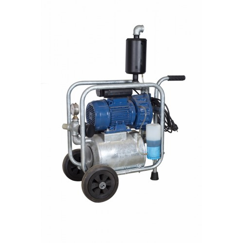 Mobile electric vacuum unit MOOTECH-E450L