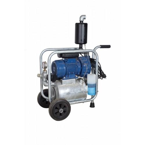 Mobile electric vacuum unit MOOTECH-E450L
