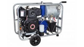 Mobile diesel vacuum unit MOOTECH-D500L
