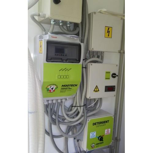 Automatic MOOTECH washing system