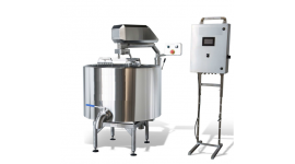 MOOTECH cheese pasteurizer, 200 l