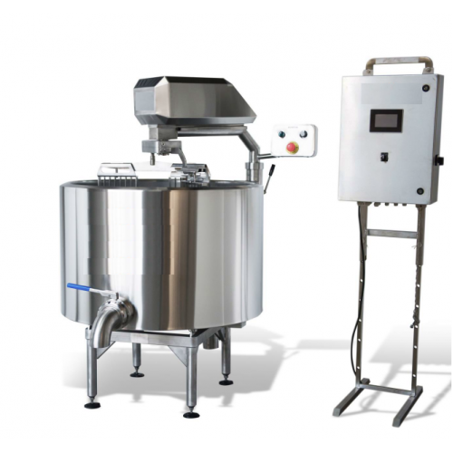 MOOTECH cheese pasteurizer, 500 l