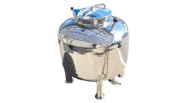Mobile milk tank MOOTECH-200 L