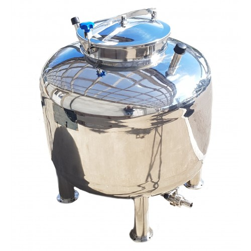 Mobile milk tank MOOTECH-600 L