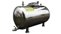 Mobile milk tank MOOTECH-500 L