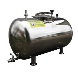 Mobile milk tanks MOTECH