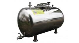 Mobile milk tank MOOTECH-1200 L