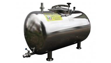 Mobile milk tanks
